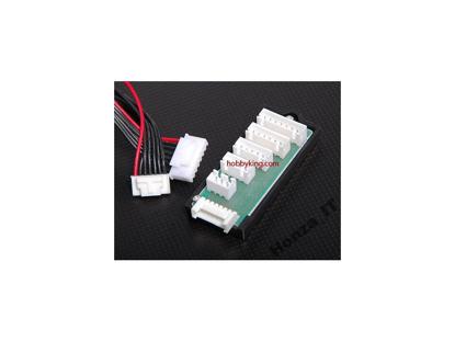 Obrázek Adaptér pro nabíjení baterii Turnigy, Zippy, Rhino a další baterie s JST-XH konektorem