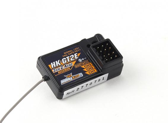 Bild von Vysílač HK-GT2E AFHDS 2A 2-ch 2.4GHz pro auta