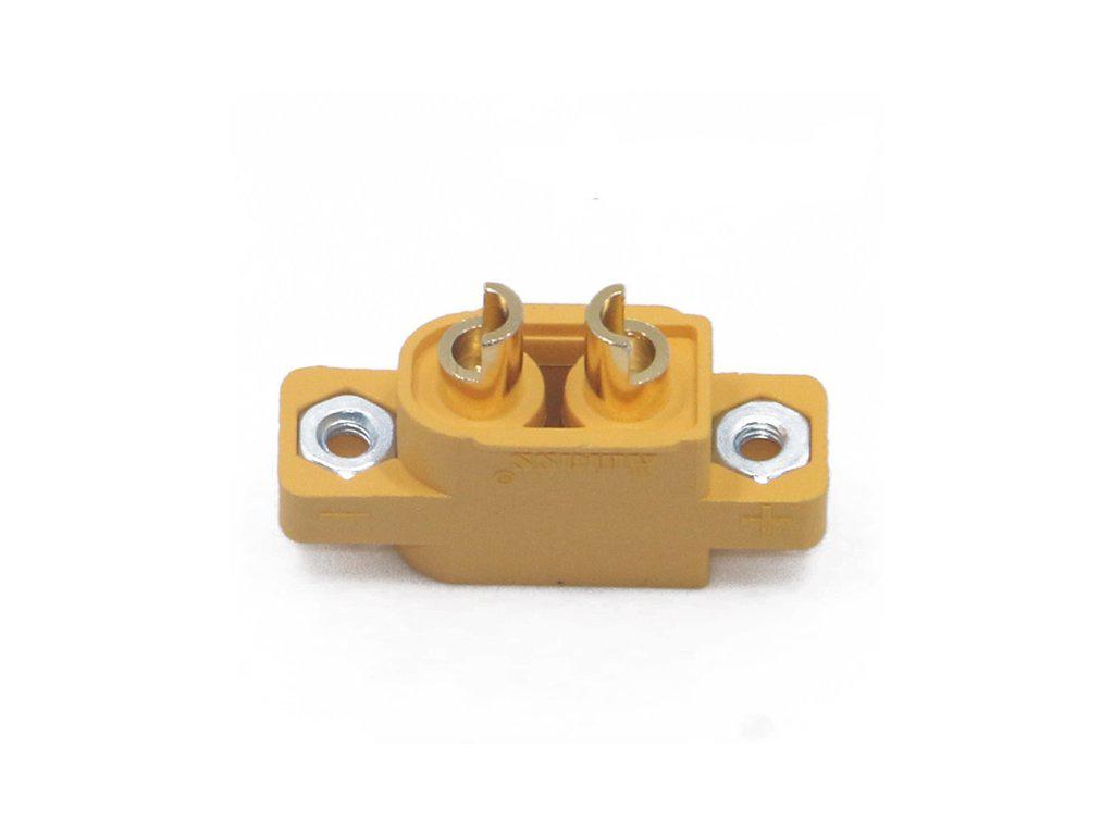 Bild von Konektor XT60 pro montáž na trup modelu