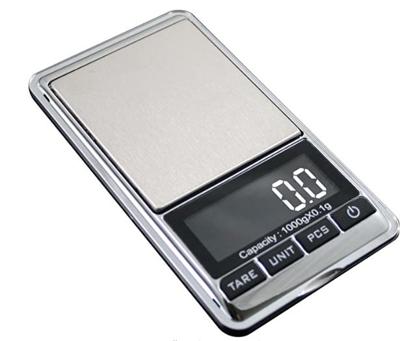 Obrázek 1000g x 0.1g Electronic Scale Mini Digital Pocket Scale Weight Balance
