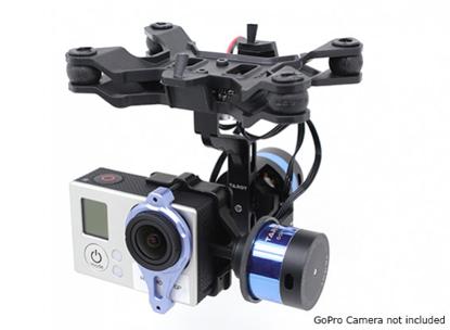 Bild von Tarot T-2D V2 GoPRO 3 Brushless Camera Gimbal and ZYX22 Controller
