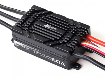 Bild von AeroStar WiFi 60A Brushless ESC with 5A BEC (2~6S)