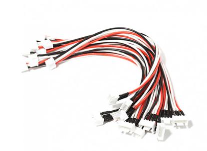 Bild von JST-XH 3S Wire Extension 20cm - prodlužovácí kabel pro 3S baterie