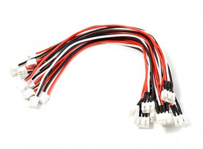 Bild von JST-XH 2S Wire Extension 20cm - prodlužovácí kabel pro 2S baterie