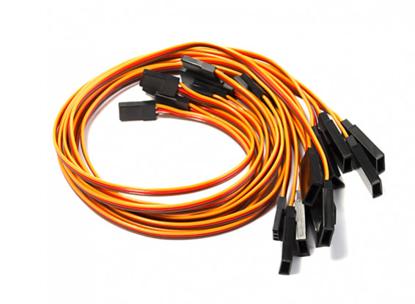 Bild von Prodlužovací servo kabel 22 AWG 300mm
