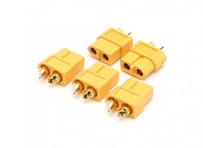 Bild von Konektory XT60 balíček 5 kusů (samice)