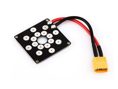 Bild von Pájecí rozvodná deska pro napájení regulátorů multirotoru - XT60