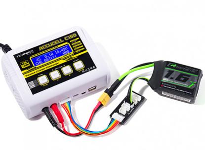 Obrázek Turnigy Accucell C150 AC/DC 10A 150W Smart Balance Charger (EU Plug)
