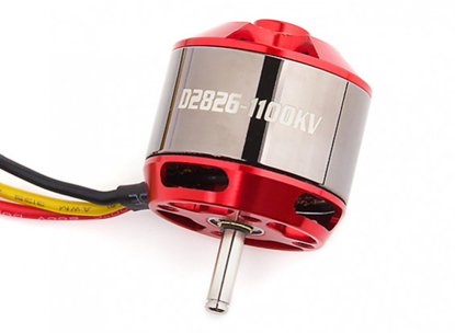 Obrázek Turnigy D2826-1100KV 265W Brushless Outrunner Motor