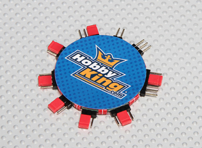 Obrázek Programovací karta pro regulátory HobbyKing F-xx serie