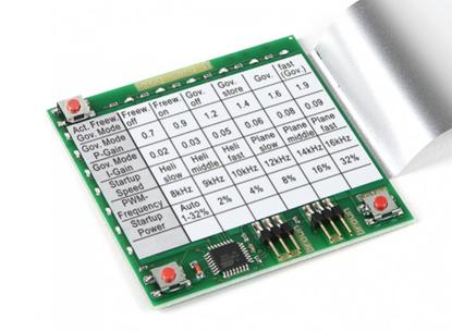 Picture of Programovací karta pro regulátory HK YEP / FLY ICE / YGE