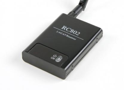 Picture of Přijímač SkyZone RC802 - 2.4Ghz 8 Channel AV Receiver