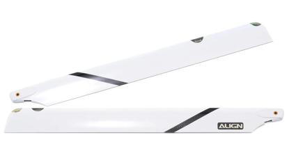 Obrázek Align 325mm 3K Carbon Night Blades