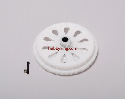 Picture of HK-500GT Main Gear Assembly (Align part # H50018 - H50019)