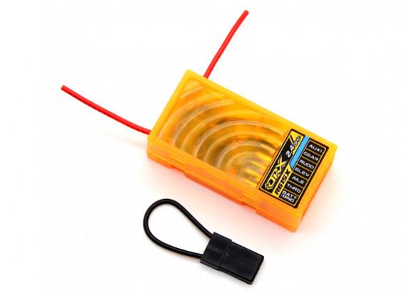 Bild von Přijímač OrangeRx R615X CPPM Spektrum/JR DSM2 / DSMX 6Ch 2.4Ghz