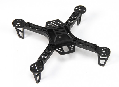 Picture of Stavebnice rámu  HobbyKing FPV250 Drone A Mini Sized FPV Drone (kit)