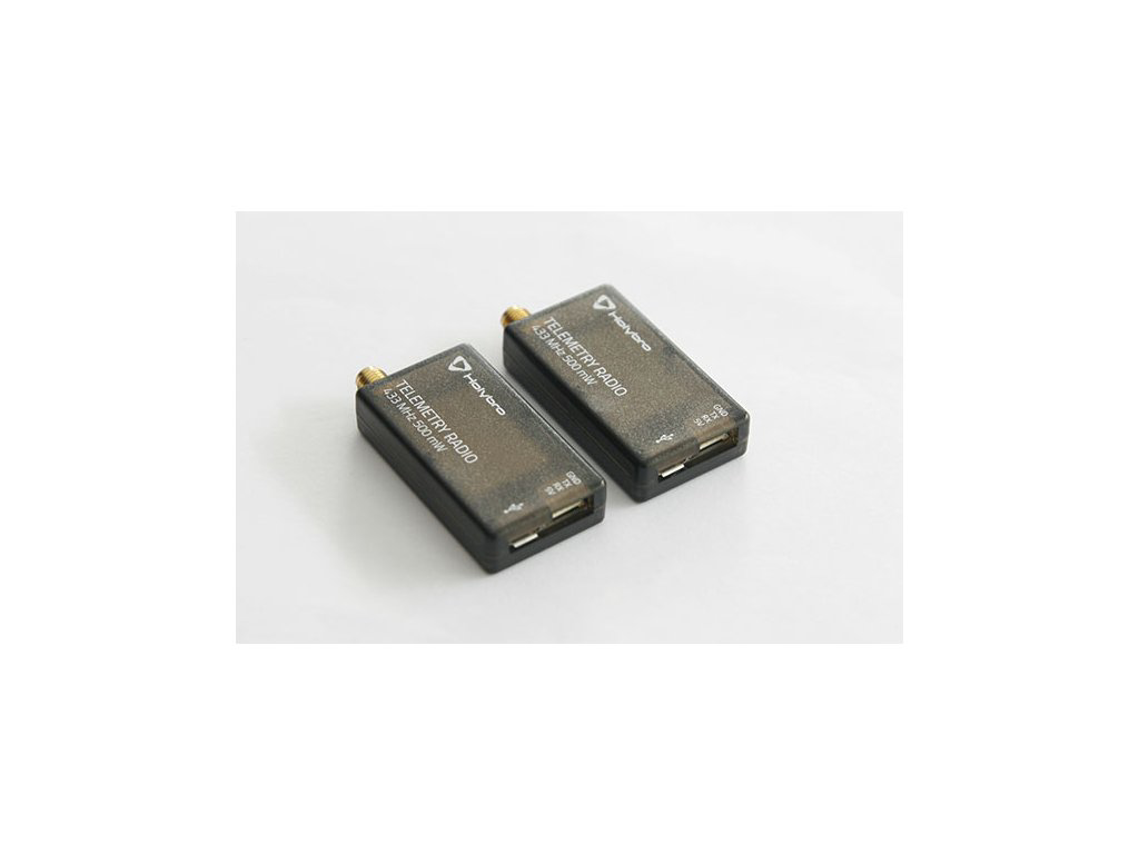 Picture of 500mW Dual TTL 3DR 433Mhz Radio Telemetry Kit V3