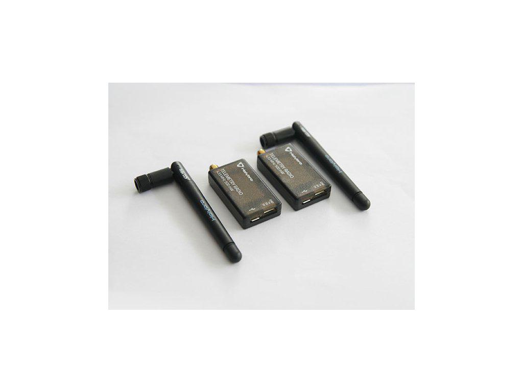 Obrázek 500mW Dual TTL 3DR 433Mhz Radio Telemetry Kit V3