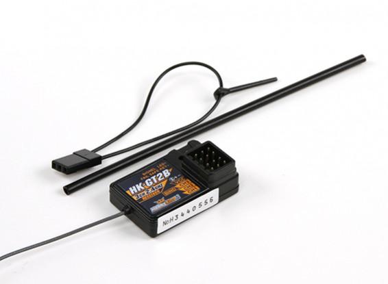 Picture of Vysílač HK-GT2B 3-ch 2.4GHz včetně baterie Li-ion