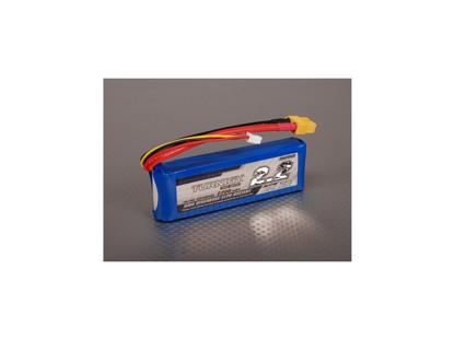 Bild von Baterie Li-Po Turnigy 2200mAh 2S1P 30C / 40C
