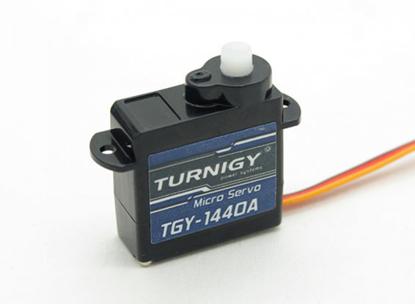 Picture of Precizní a přesné mikroservo Turnigy TGY-1440A (4.4g)