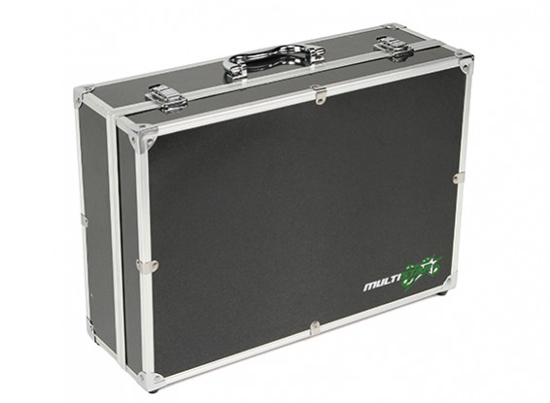 Picture of Multistar 250 aluminum hard case for race drone