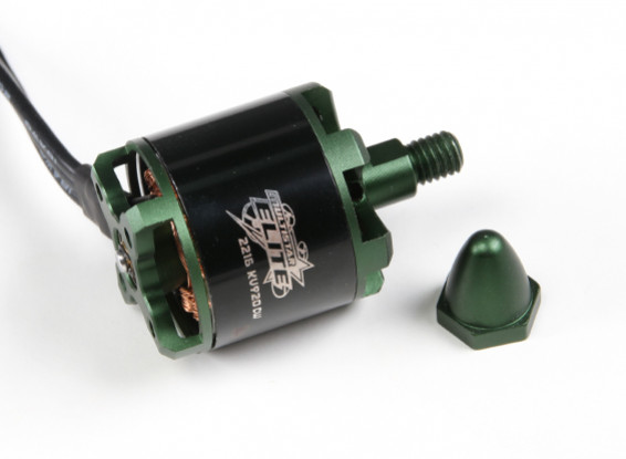 Picture of Multistar Elite 2216 920KV Multirotor Motor Set (2xCW 2xCCW)