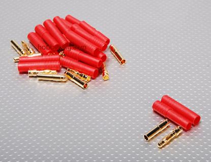 Obrázek Konektor HXT 4.0 mm Gold - 93A