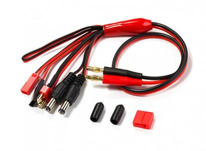 Obrázek Sada nabíjecích kabelů pro nabíječky