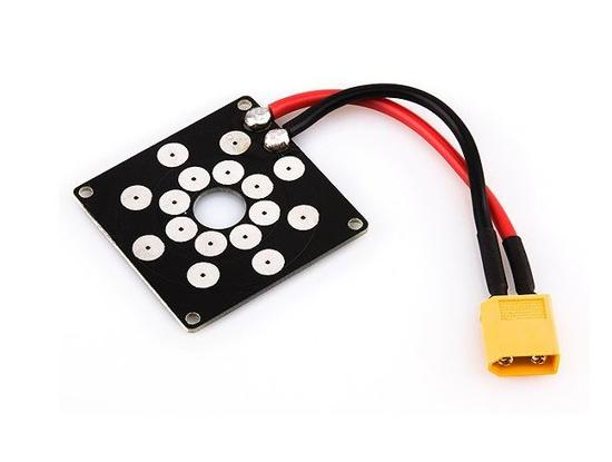 Picture of Pájecí rozvodná deska pro napájení regulátorů multirotoru - XT60