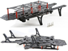 Obrázek AlienCopter Bee full Carbon KIT with Clean and Dirty System + PDB