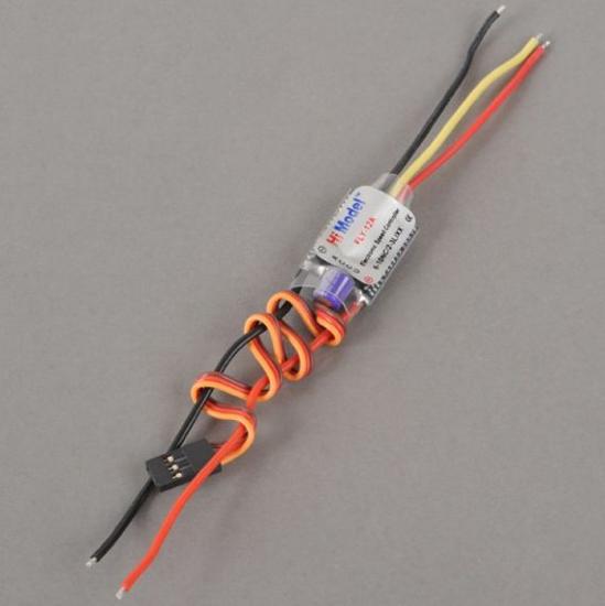 Picture of Střídavý regulátor HiModel FLY 12A / 15A BEC 2A