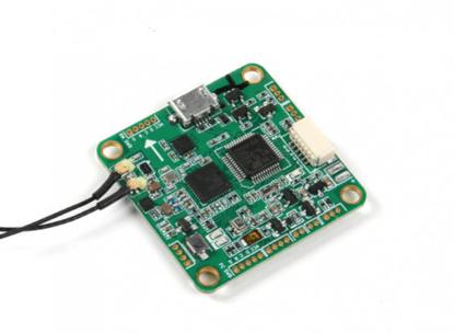Bild von Řídící deska FrSky XMPF3E s integrovaným přijímačem