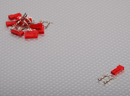 Obrázek Konektor JST samec - balení 10ks
