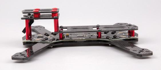 Obrázek Uhlíkový rám BeeRotor 250 Carbon Fiber FPV Racing w/PDB LED