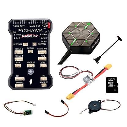 Obrázek Radiolink Pixhawk Flight Controller (New Circuit Design) + SE100 GPS Combo