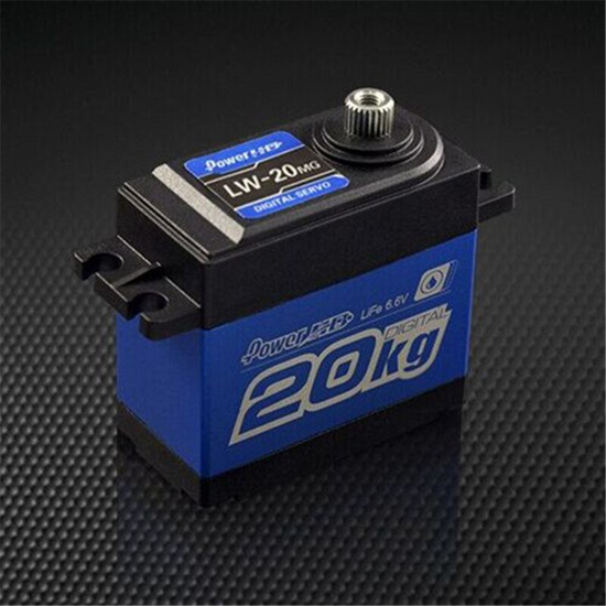 Obrázek Power HD-LW20MG digital servo 60g- vodotěsné