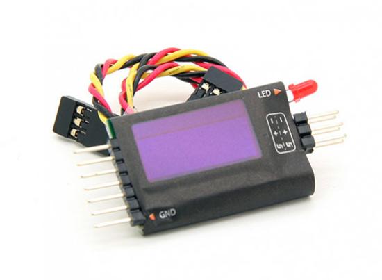 Obrázek FrSky Smart Port Lipo Sensor FLVSS - snímač napětí Li-Po
