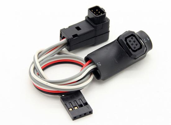 Picture of Propojovací kabel Frsky Telemetry & Head Track Module pro 9XR Pro