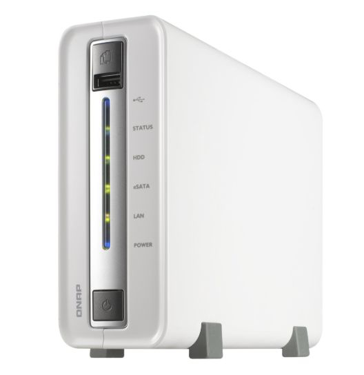Bild von QNAP NAS Server TS-112, bez HDD