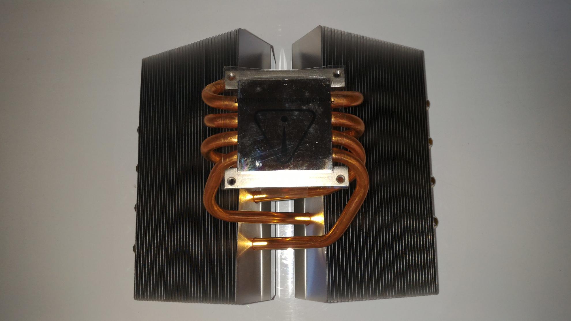 Obrázek Scythe Grand Kama Cross - super chladič - bez ventilátoru