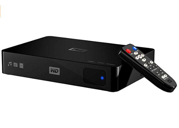 Obrázek WD Elements Play Media Player 2TB FullHD (1080p), 1xHDMI, Composite