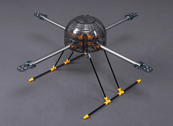 Picture of Turnigy H.A.L. (Heavy Aerial Lift) Quadcopter Frame 585mm