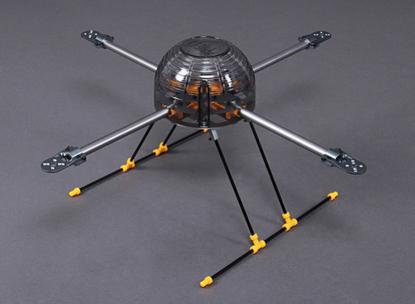Obrázek Turnigy H.A.L. (Heavy Aerial Lift) Quadcopter Frame 585mm