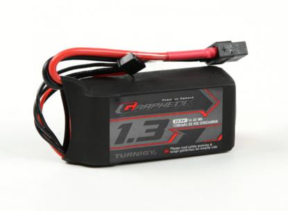 Picture of Turnigy Graphene 1300mAh 3S 45C LiPo Pack w/ XT60