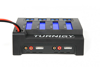 Bild von Turnigy Quad 4x6S Lithium Polymer Charger 400W DC Only