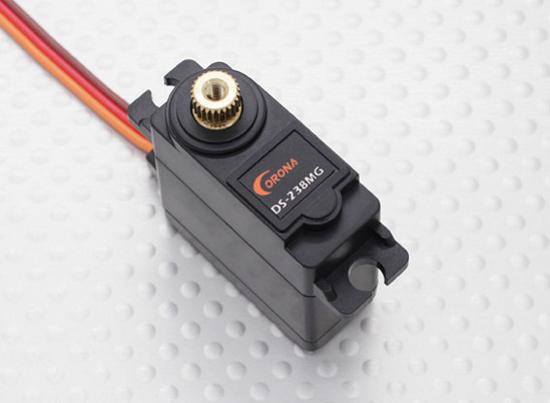 Obrázek Silné digitální servo kovovými převody Corona DS-238MG