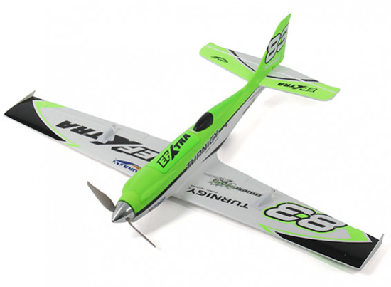 Obrázek Durafly EFXtra Racer (PNF) Green Edition High Performance Sports Model 975mm