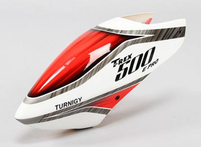 Bild von Turnigy High-End Fiberglass Canopy for Trex 500 Pro