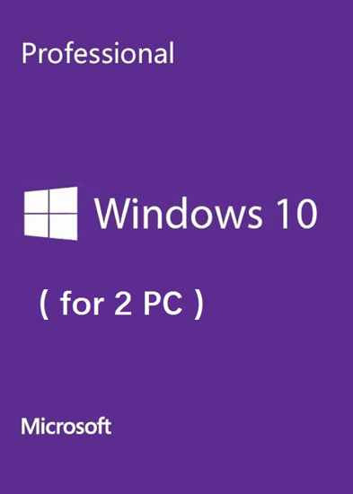 Obrázek Microsoft Windows 10 Pro OEM CD-KEY GLOBAL